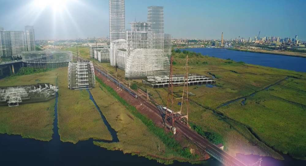 The Federal Railroad Administration (FRA) recommended a vision to build a better and stronger Northeast Corridor (NEC) over the next 30 years.