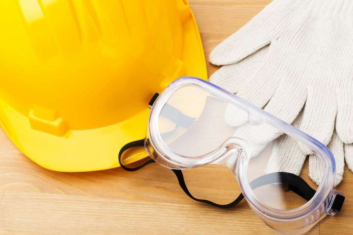 Safety equipment. http://url.ie/11ni9