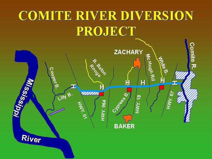 Commit River project map. http://url.ie/11npw