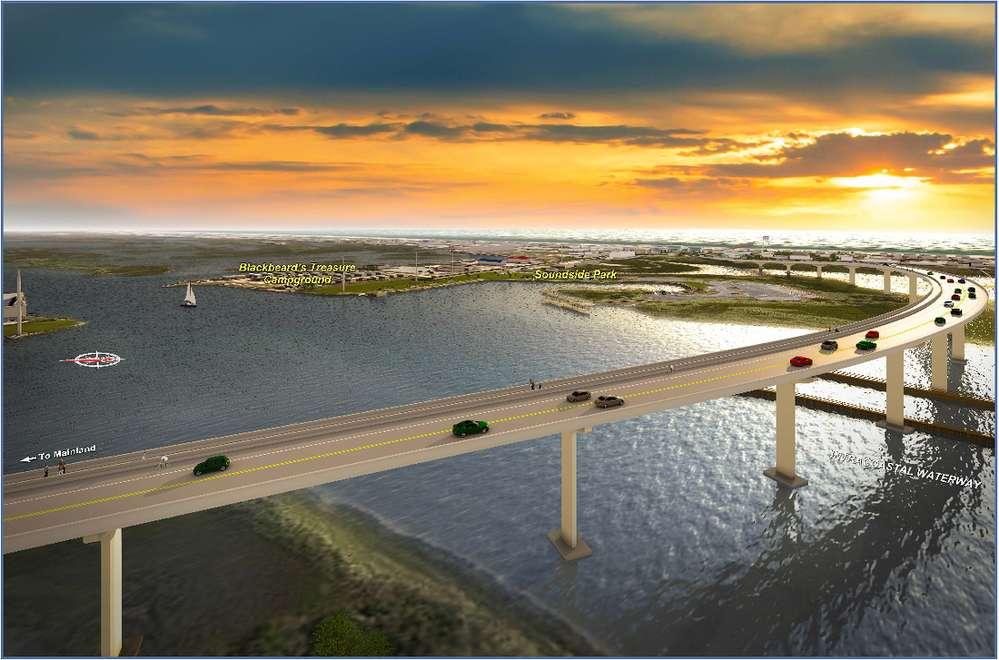 Artist rendering of proposed bridge. http://url.ie/11nrl