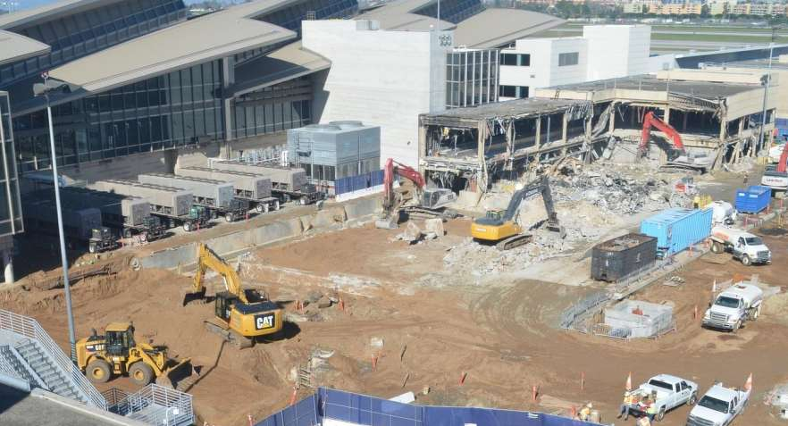 Contractors will be back in full swing on a $14 billion modernization in which more than $3 million is spent each day on more than two dozen major construction projects.