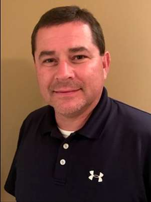 Preston Mysinger, Jackson rental store manager.