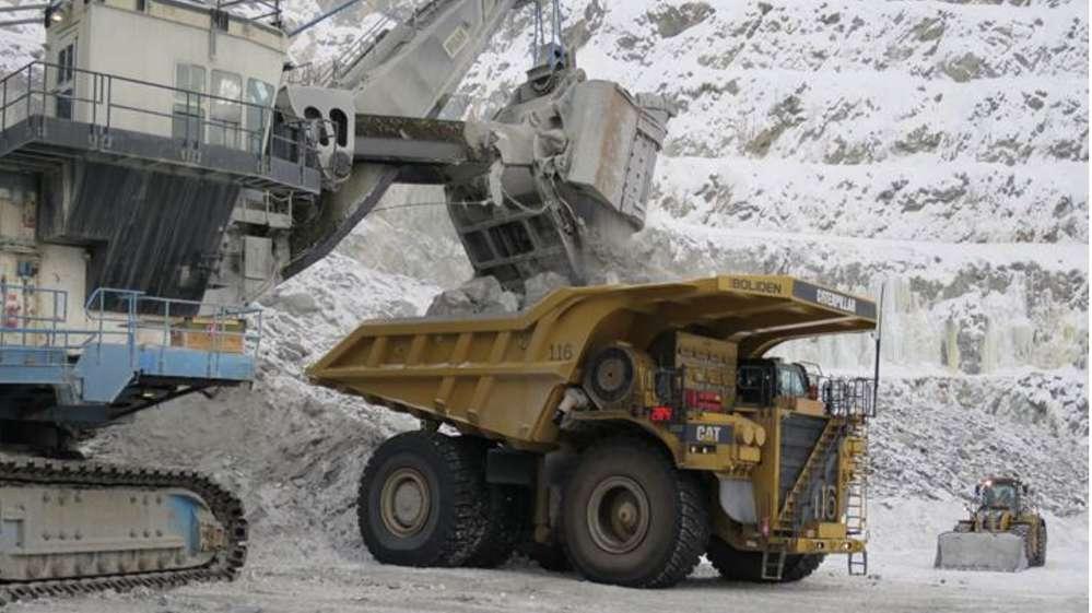 Metso Mining.