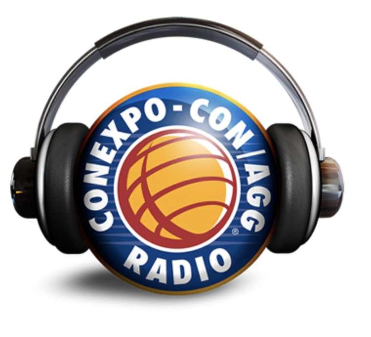 Photo: ConExpo-Con/AGG Radio: A Podcast Guide to Construction Technology