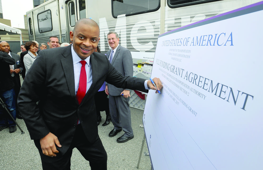 Anthony Foxx (Former U.S. Secretary of Transportation)