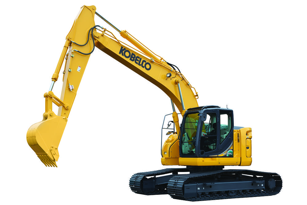 The new KOBELCO SK270 delivers superior performance while minimizing fuel consumption.