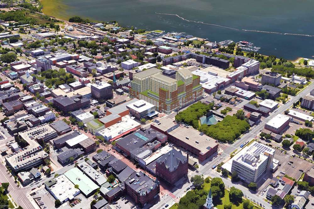 Devonwood Investors LLC announced that it has retained local firms as a part of its development team to move forward the Burlington Town Center redevelopment project.
