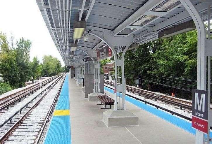Chicago 'L' - Morse/Wikimedia Commons