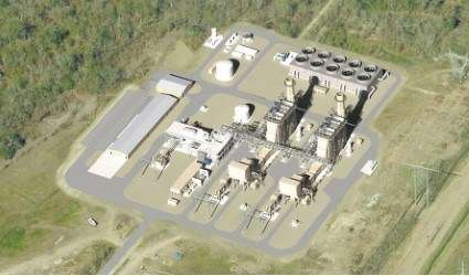Executives say the plant will be one of the cleanest and most efficient fossil units in the Entergy Louisiana generation fleet. Via Entergy Louisiana.