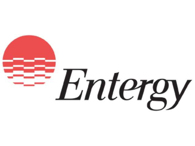 Entergy logo.
