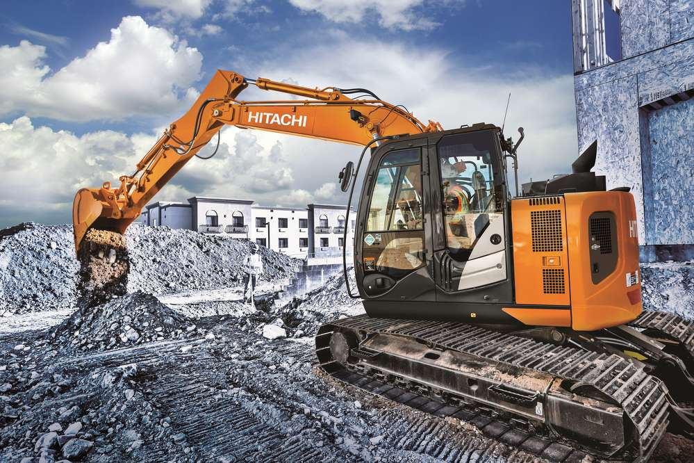 Hitachi will display models from all four major equipment classes: compact excavators, utility excavators, reduced-tail-swing excavators and construction/production class excavators.