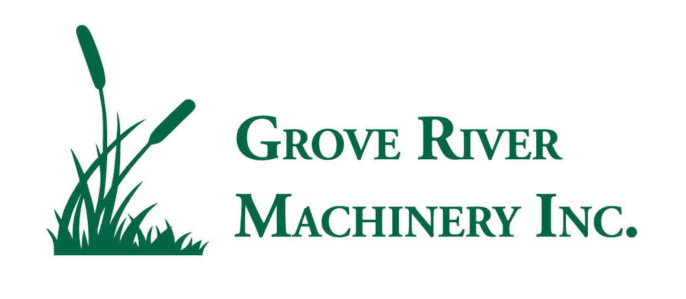 Grove River Machinery is a heavy equipment dealership with 20 years in business.