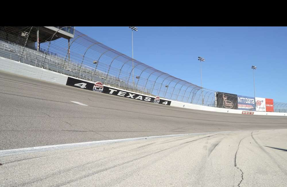 Texas Motor Speedway began a major capital improvement project on Jan. 9.