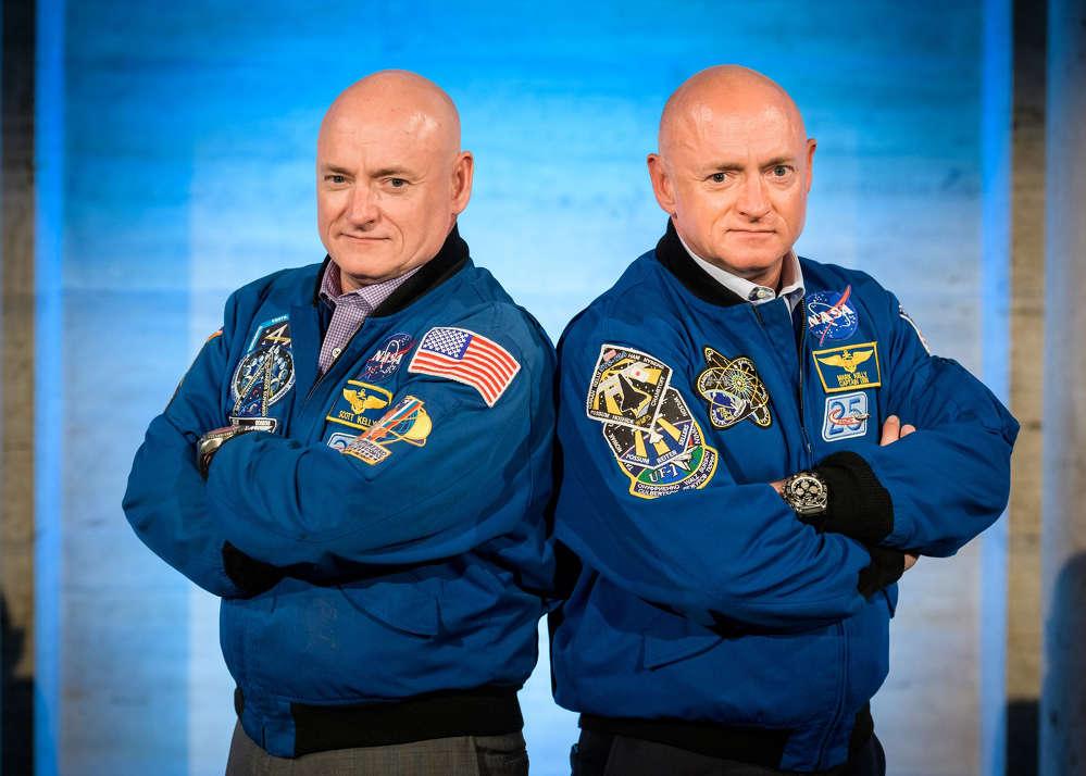 Captains Mark & Scott Kelly, former NASA astronauts.