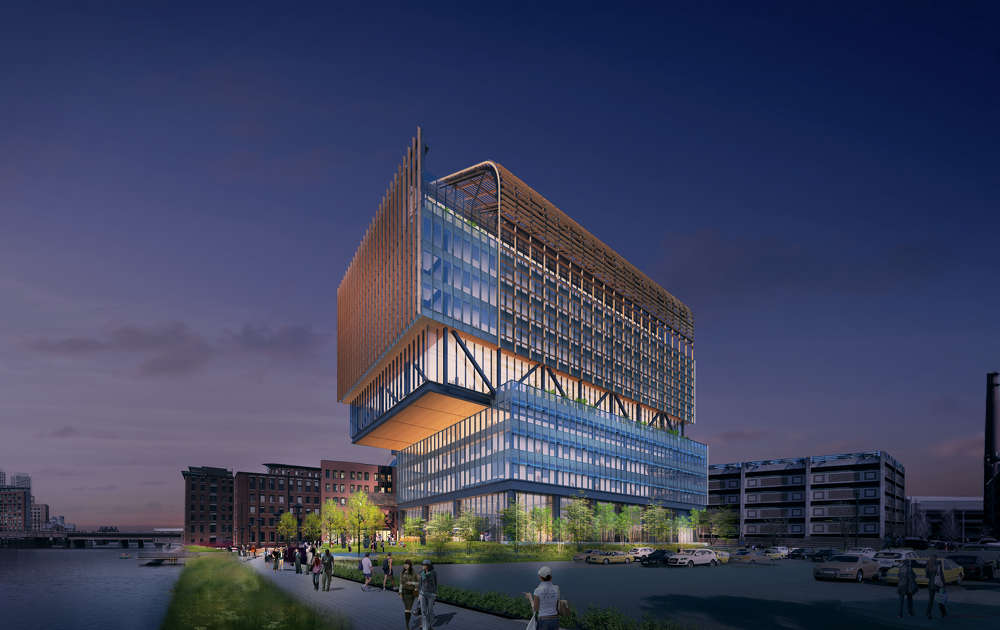 General Electric, Gensler photo