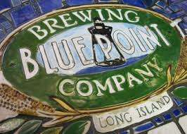 Blue Point Brewing logo.