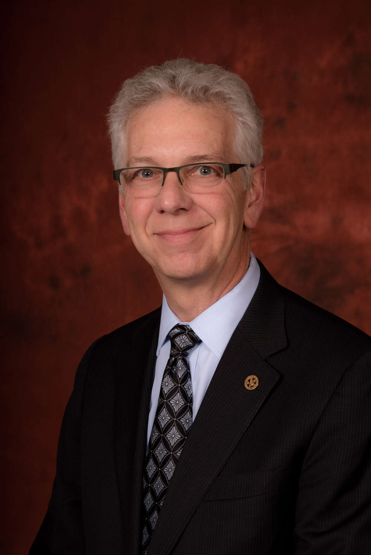 Leonard Toenjes, CAE, president of AGC of Missouri.