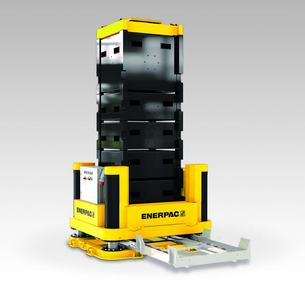 Enerpac JS-Series Jack-Up System.
