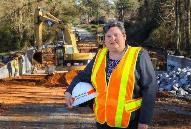 Christy Hall, South Carolina Transportation Director