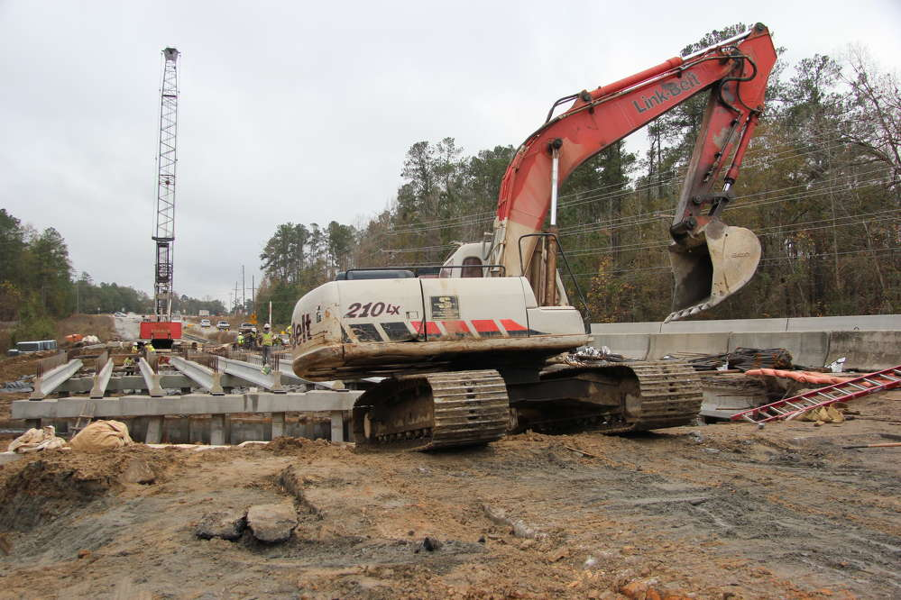 GDOT photo In an effort to help save lives,  construction crews in Augusta, Ga., are making improvements to a dangerous stretch of roadway commonly referred to as Mike Padgett Highway.
