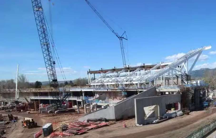 CSU is one of a handful of schools that have recently committed major resources to either improving or building new football facilities on campus.
