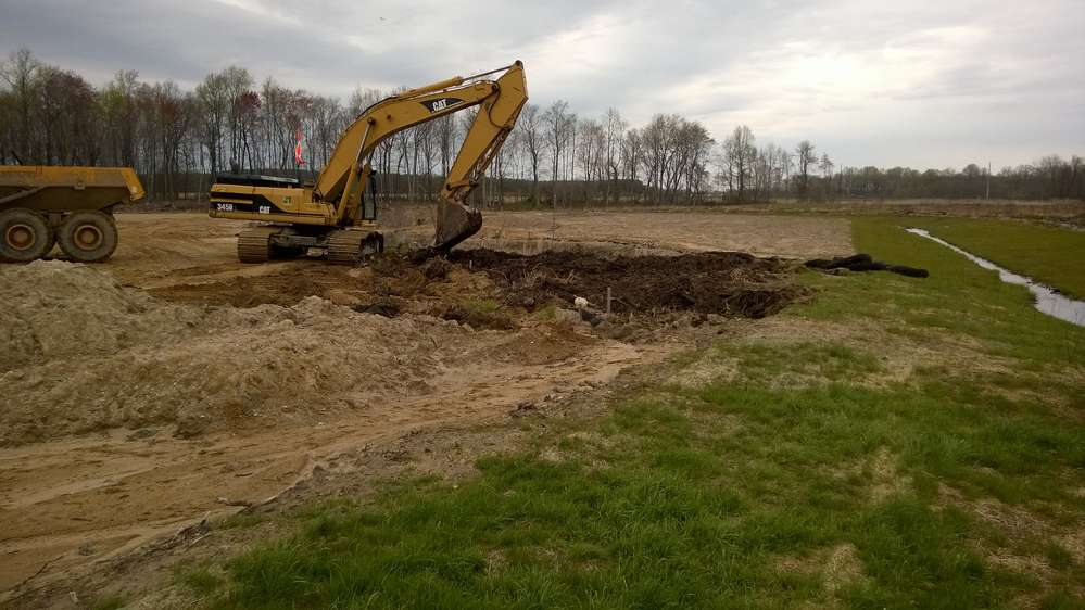 The Delaware Airpark in Chiswold, Del., is in the final stages of an expansion project.