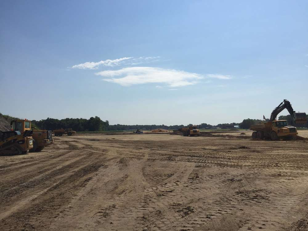 This final phase involves the conversion of the existing Runway 9-27 to a 35-ft. (10.7 m) wide parallel taxiway), construction of the 35-ft. final connector taxiway to the new 4,200 by 75 ft. (1,280 by 23 m) runway, and associated infrastructure.