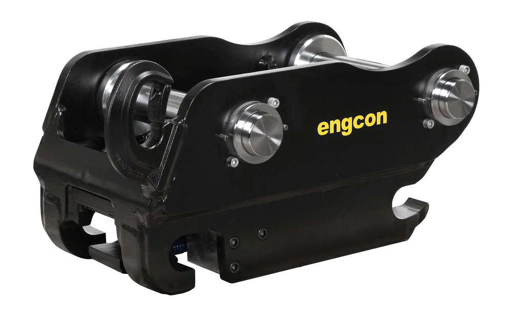 Engcon Q-Safe coupler.