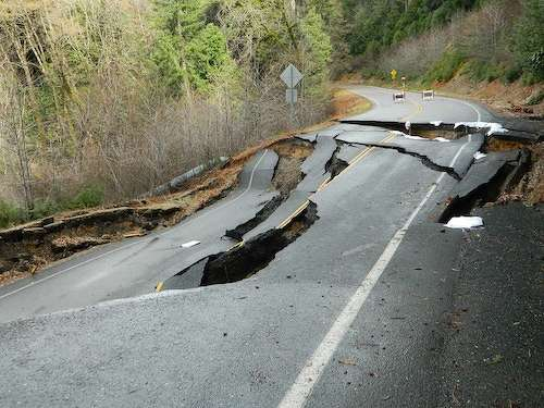 With the wet weather, comes a host of problems for crumbling infrastructure.http://url.ie/11p3u