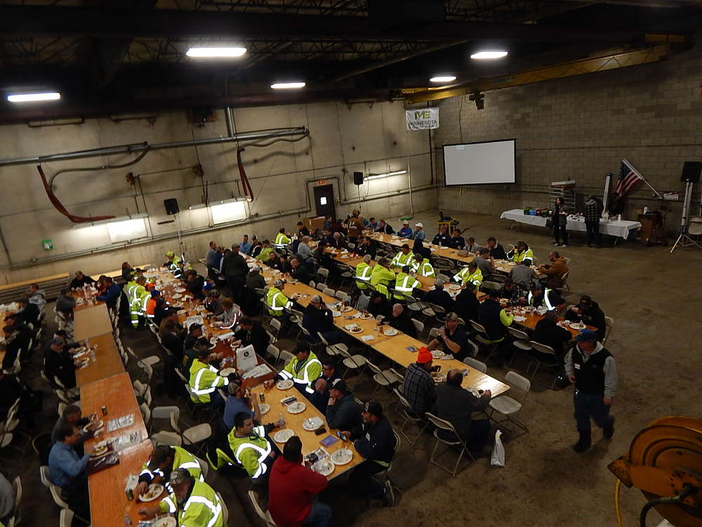 Minnesota Equipment Inc. held its 2017 Government and Commercial Day on Jan. 25.