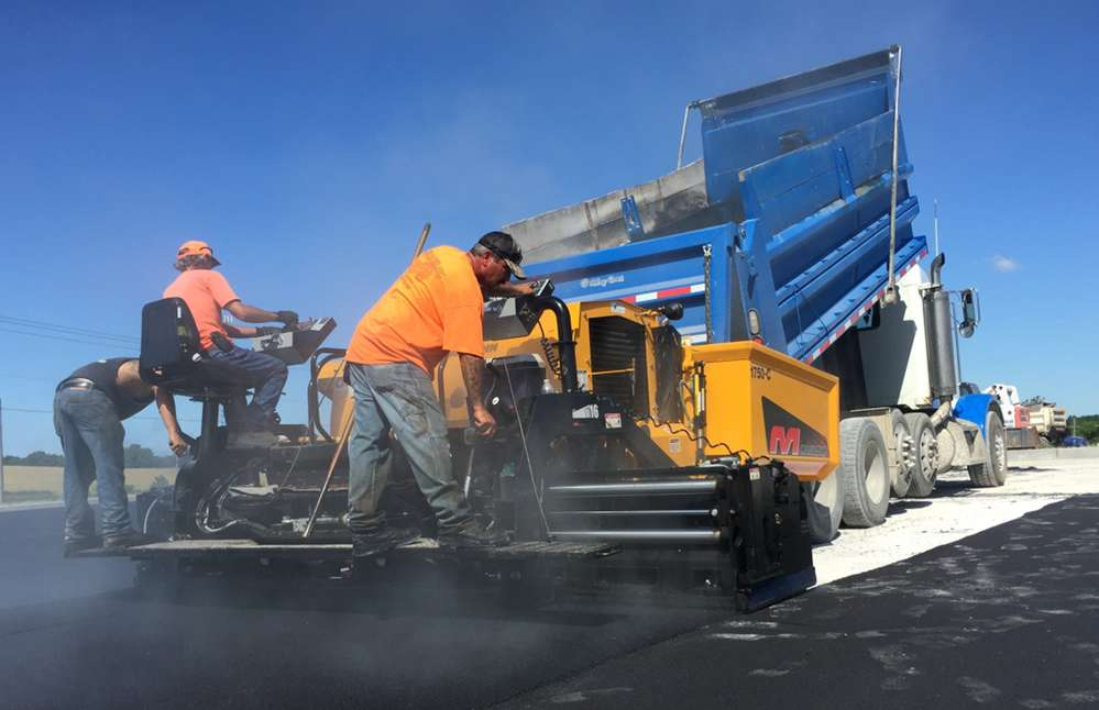 Southeastern Equipment has been appointed a dealer of Mauldin Paving Products in Ohio.