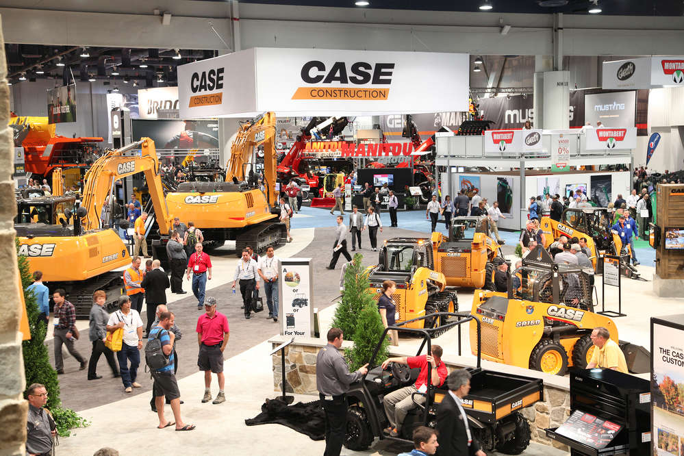 CASE Construction Equipment will donate more than $175,000 in materials to Habitat for Humanity from its exhibit at ConExpo-Con/AGG 2017.