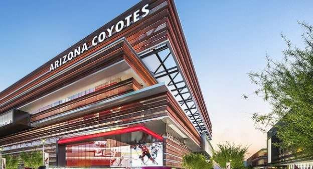 Coyotes President Anthony LeBlanc, said in a statement that the team is focused on staying in metro Phoenix.