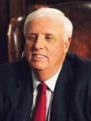 Gov. Jim Justice of West Virginia.