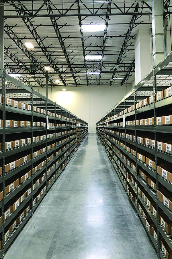 With this new distribution center, JLG plans on maximizing their distribution efforts throughout the entire U.S.