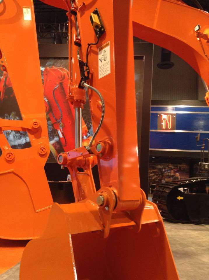 Factory Integrated Grade Guidance System From Hitachi