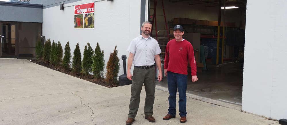 Sales team at Seppi M. USA.