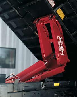 Crysteel Roller Combo 650 hoist