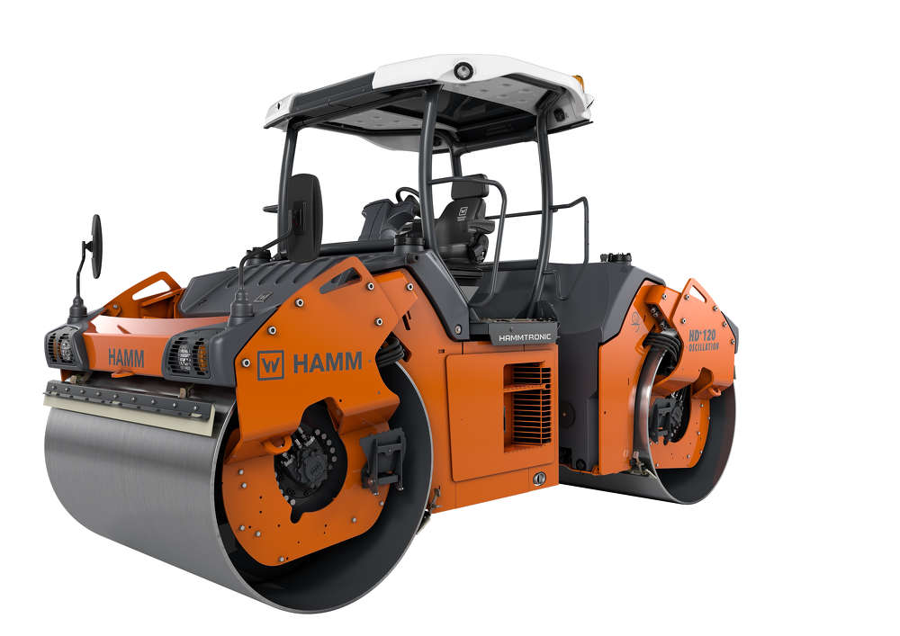 Hamm HD+ 120 VO