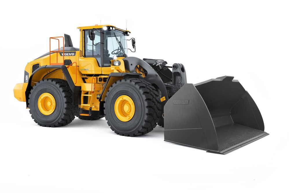 Volvo L260H wheel loader
