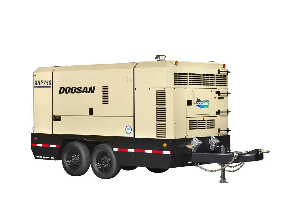 Doosan Portable Power XHP750 Air Compressor