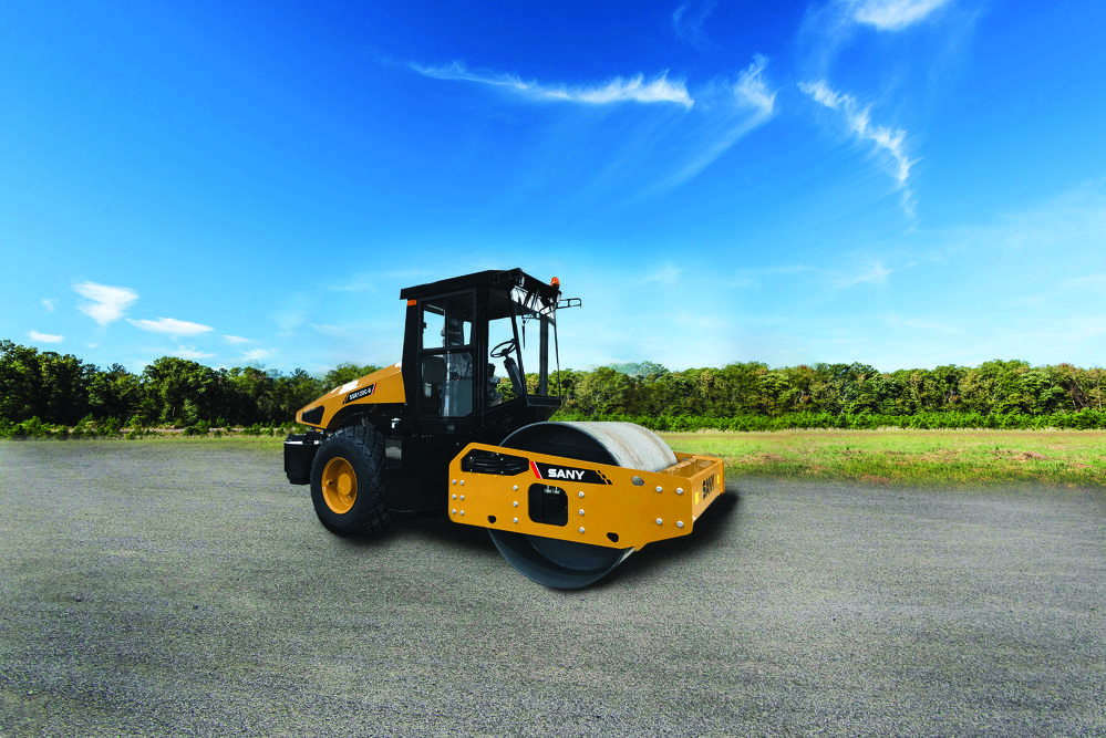 SANY New Roller Compactor