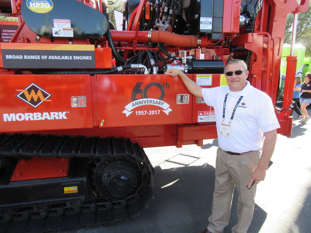 (EB) MNSW (Morbark)