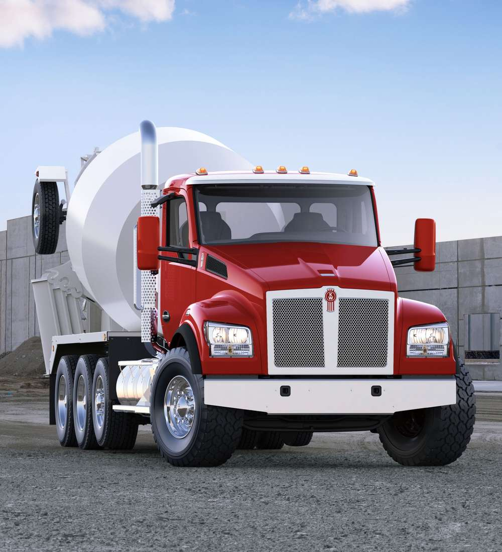 Kenworth - T880S Con-Tech Mixer 2