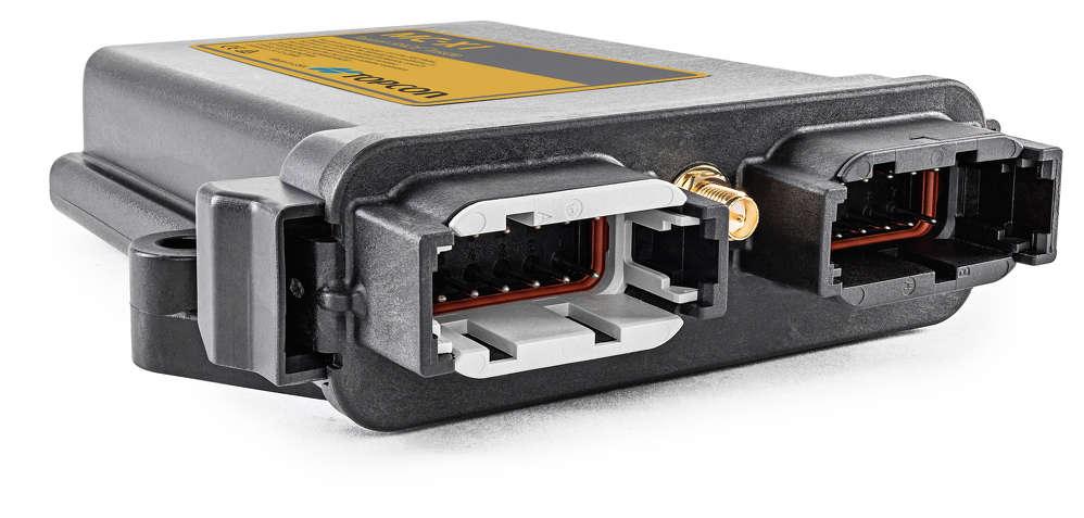 Topcon MC-X1 controller.