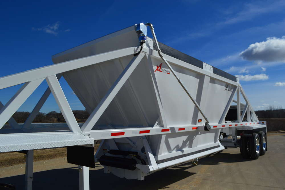 Photo:  XL Specialized Trailers Introduces a Prototype at ConExpo-Con/AGG with New XL V