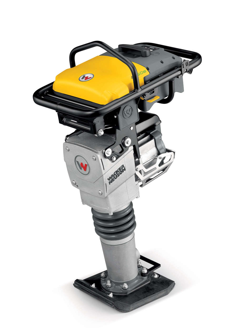 Wacker Neuson AS50 Battery Rammer.