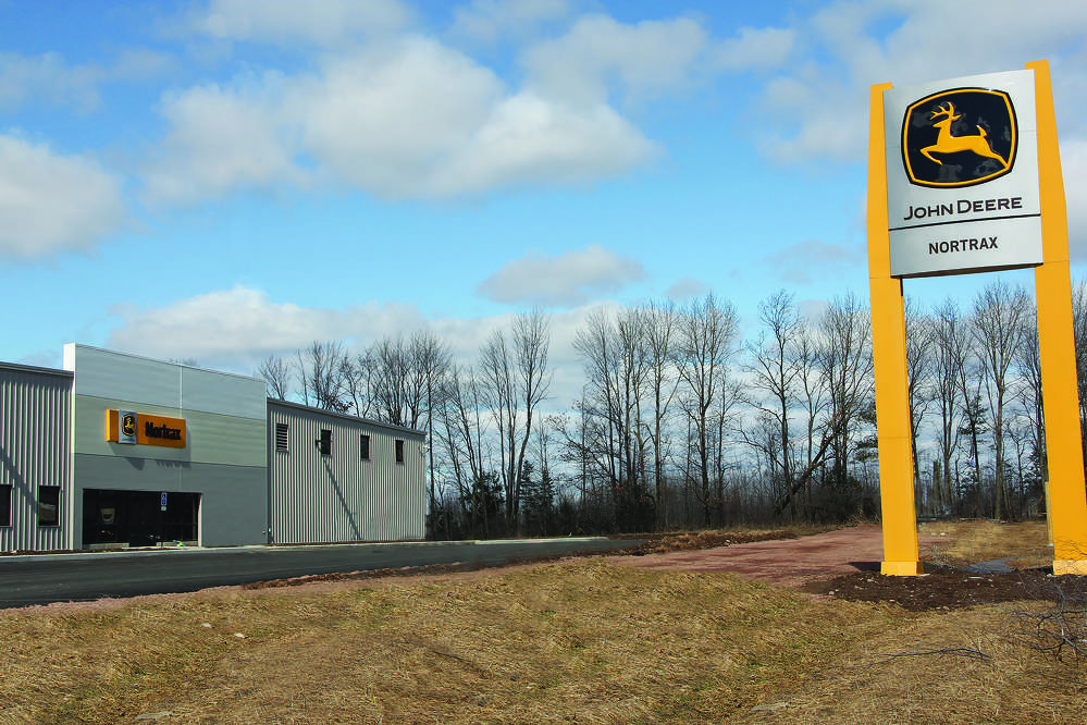 Nortrax facility in Merrill, Wisconsin.