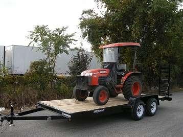 Bri-Mar EH18-10ELE trailer.