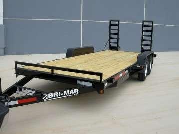Bri-Mar EH818-10LE trailer.